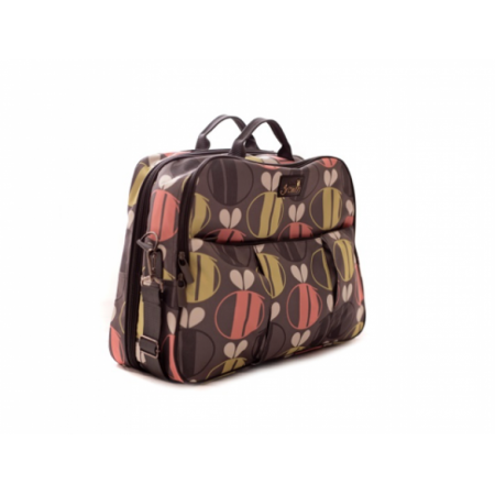 Bizzi growin changing bag travel pod