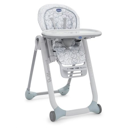 chicco polly progress highchair in sage