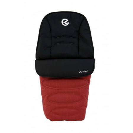 Babystyle Oyster 2 Footmuff Tango Red