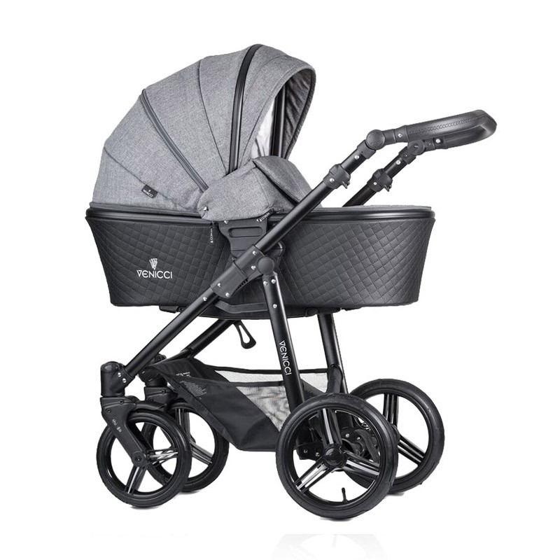 Venicci Pure Leatherette Shadow Pushchair Carrycot Amp Car Seat