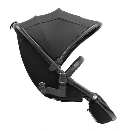 babystyle egg gotham black tandem seat unit from 6 months
