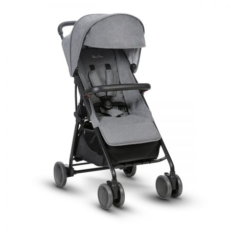 silver cross avia pushchair eton grey