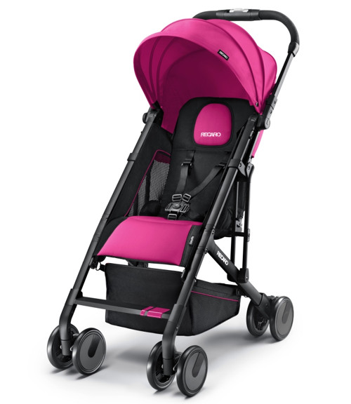 Recaro Easy Life Stroller Pink From 6 Months