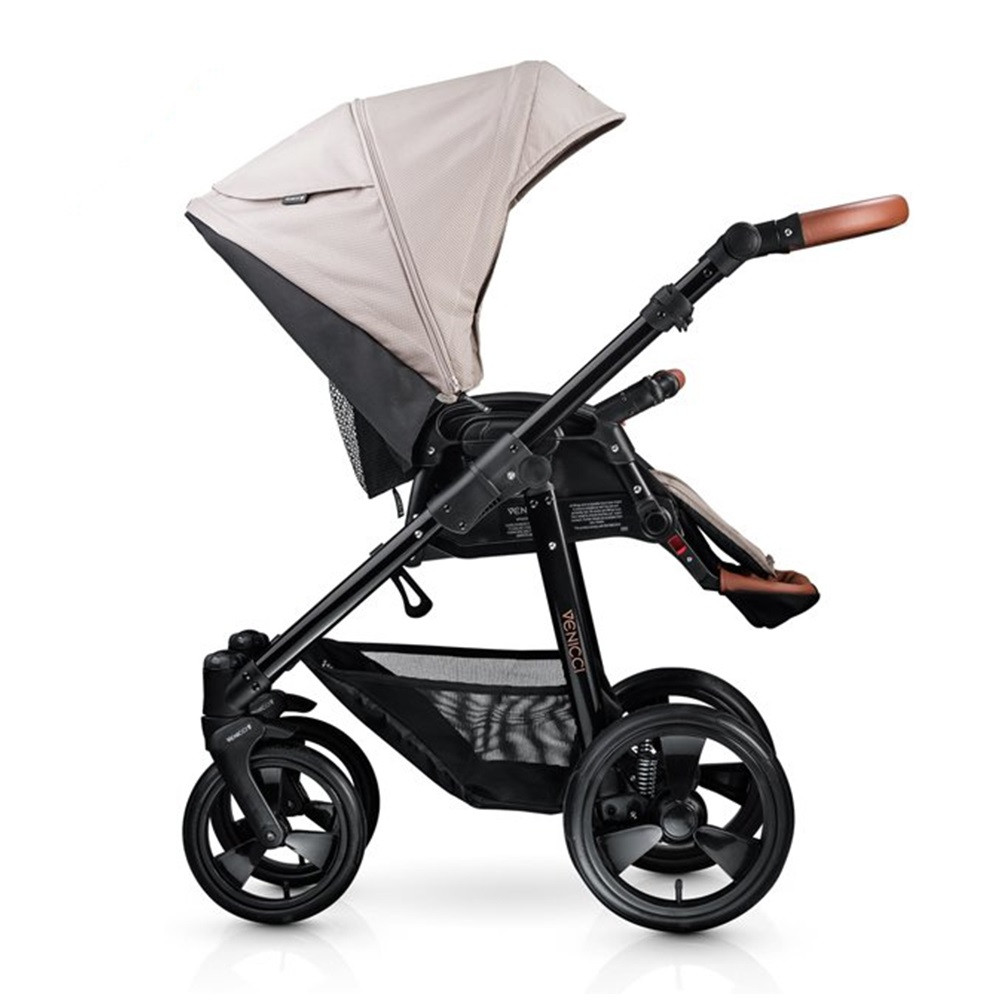 Venicci Gusto Cream Pushchair Carrycot Amp Car Seat