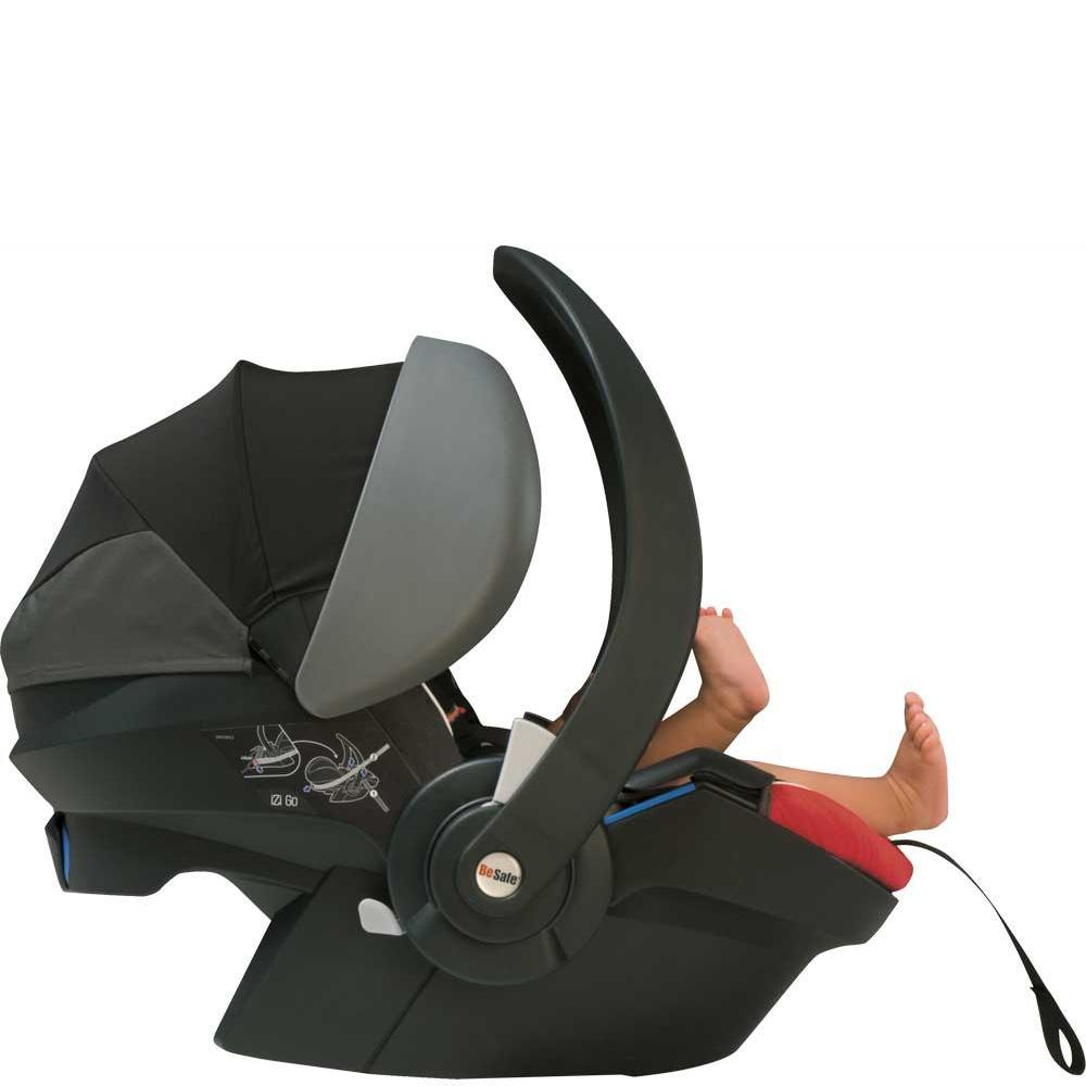Besafe Izi Go X1 Car Seat Baby Carrier From Birth To 9kg