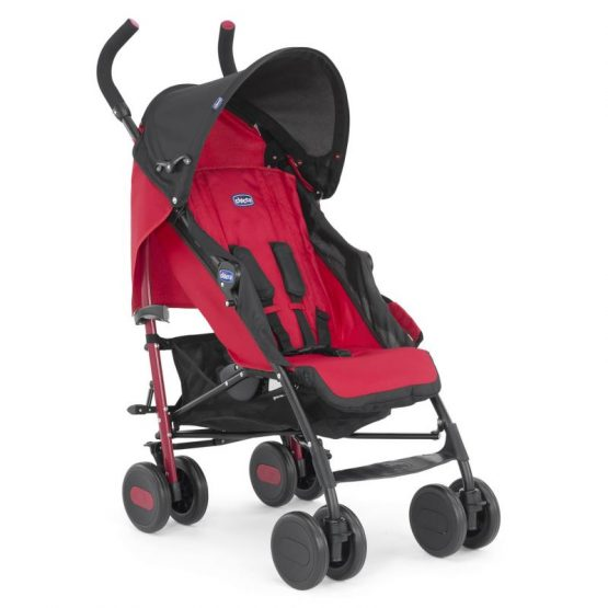 chicco garnet red stroller