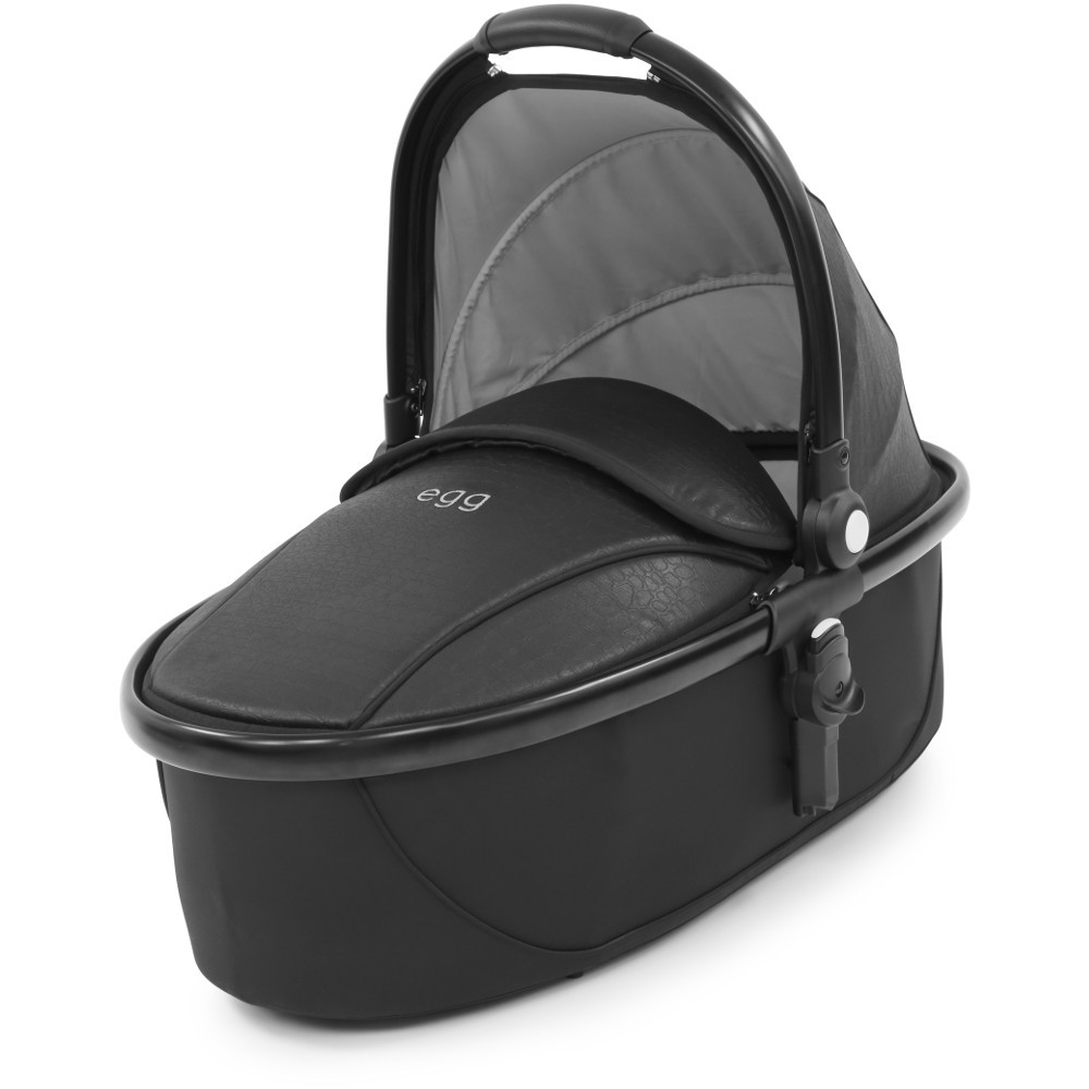 Egg Carrycot Jurassic Black Special Edition + Raincover
