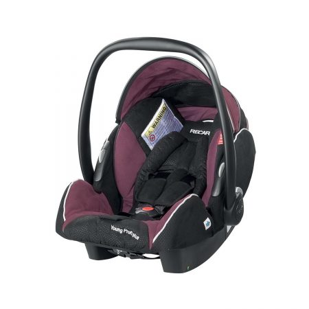 recaro young profi plus violet