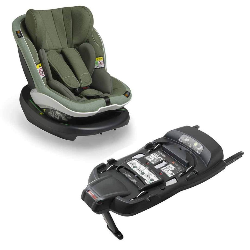 How To Remove Besafe Car Seat From Isofix Base