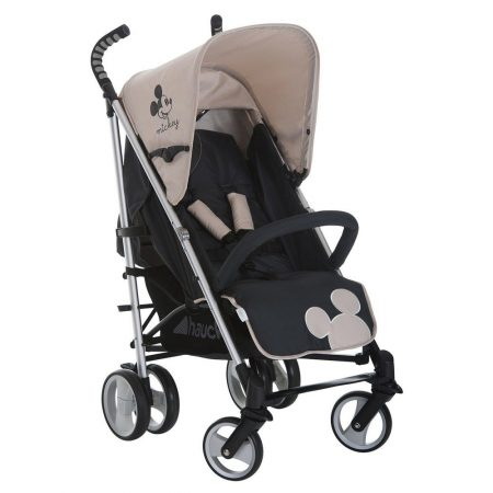 hauck spirit pushchair micky charcoal birth - 3 years