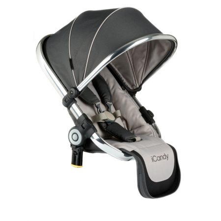icandy peach converter seat from 6 months in truffle 2