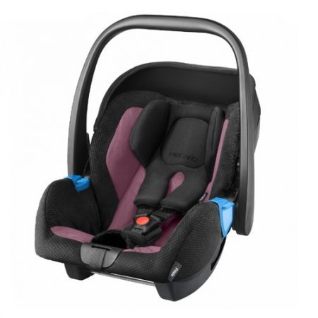 recaro privia violet car seat carrier from birth to 12 months 29lbs