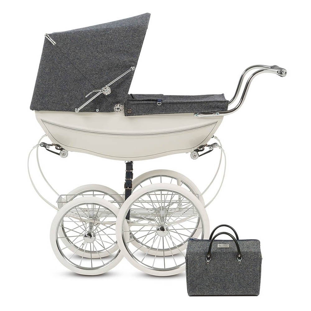 Silver Cross 140th Anniversary Baby Balmoral Dolls Pram