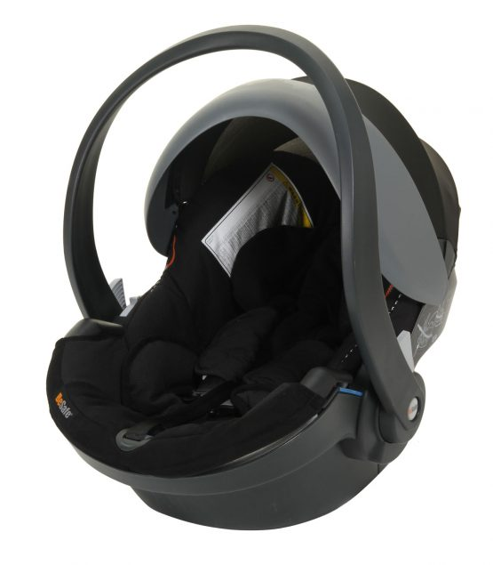besafe izi go x1 baby car seat black from birth to 9kg