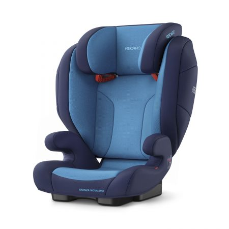 Recaro Monza Nova Evo Group 2/3 Car Seat Xenon Blue