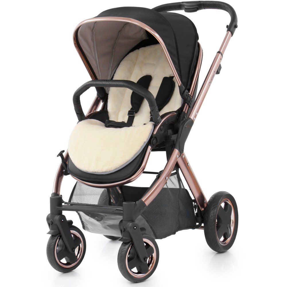 Babystyle Oyster 2 Pushchair Rose Gold / Ink Black