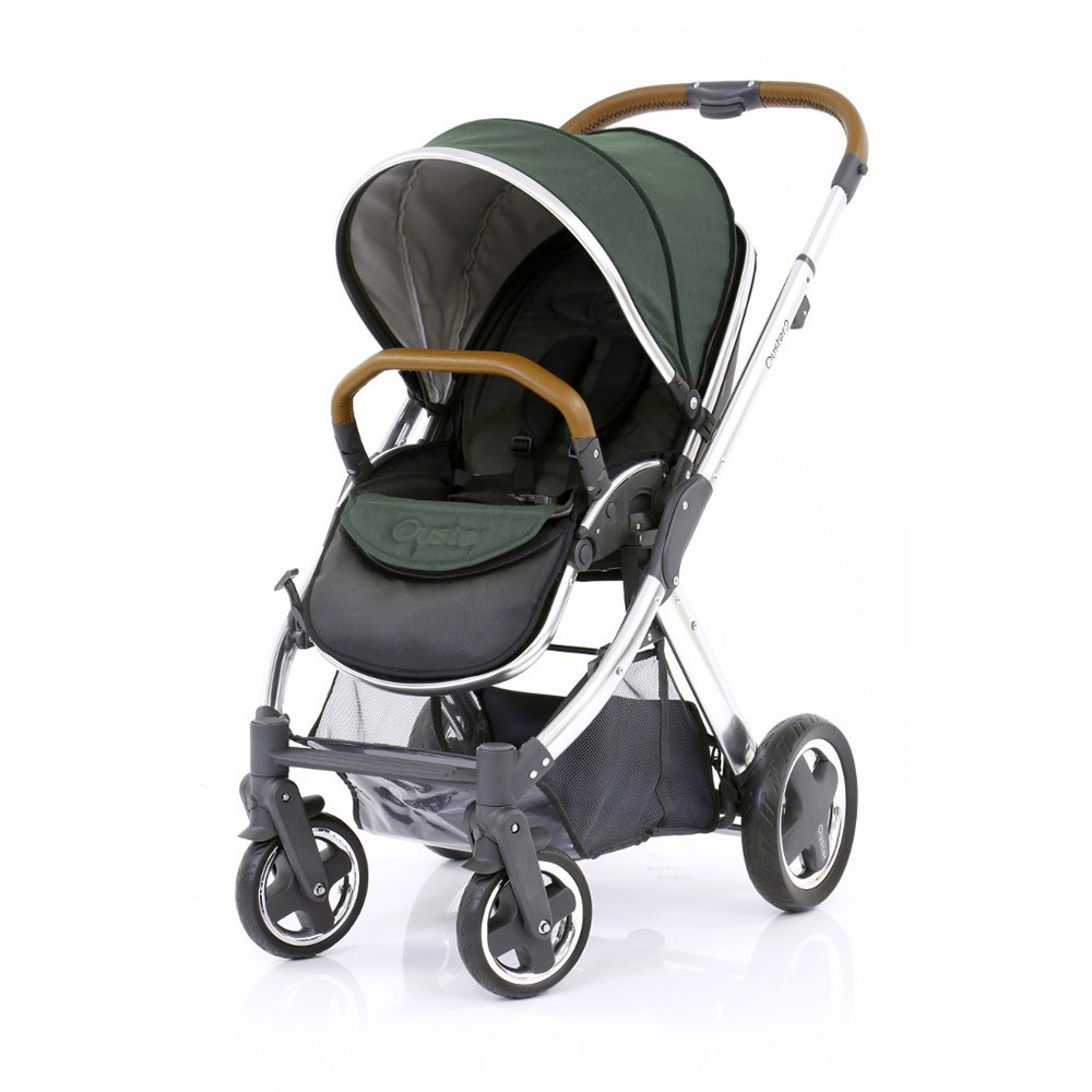 Babystyle Oyster 2 Pushchair Olive Green - Pick your chassis