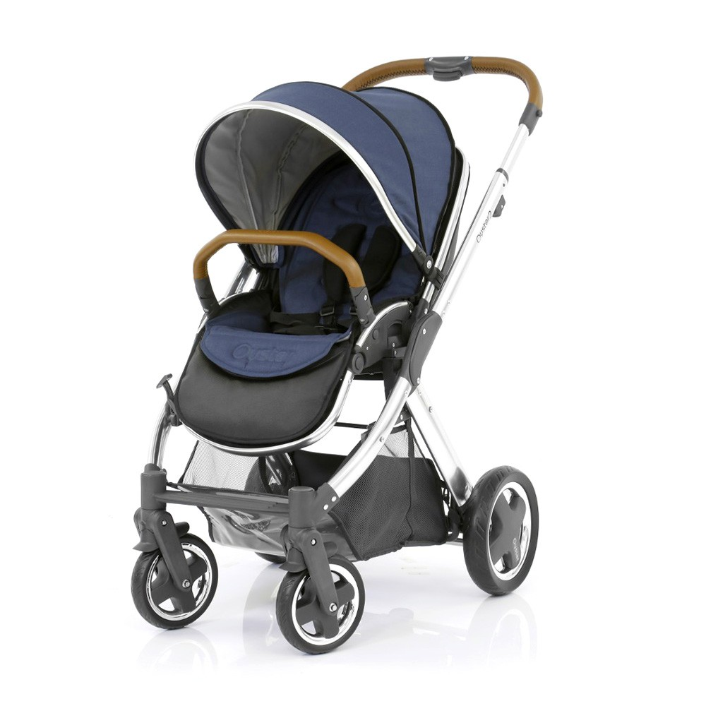 Babystyle Oyster 2 Pushchair Oxford Blue - Pick your chassis