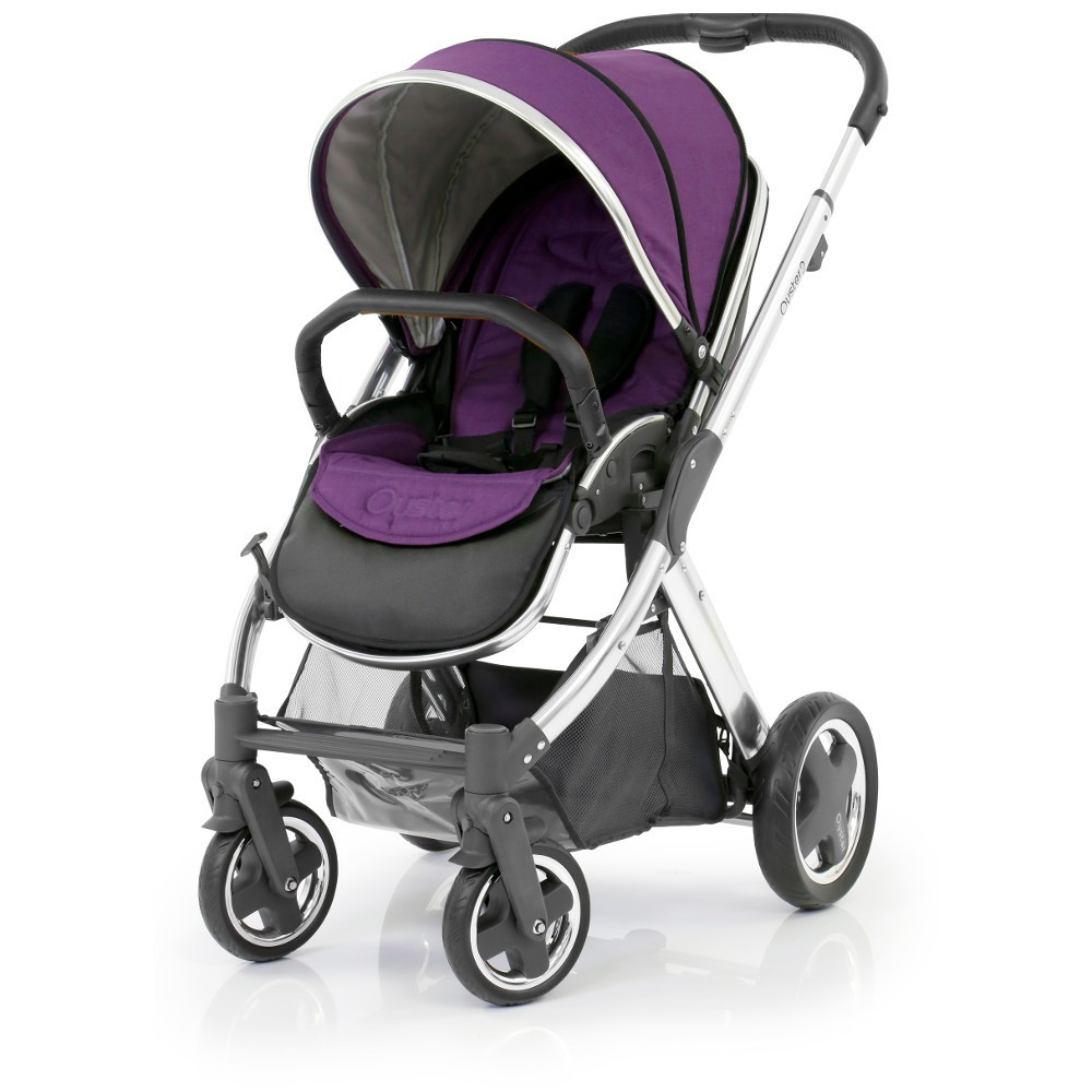 Babystyle Oyster 2 Pushchair Wild Purple- Pick your chassis