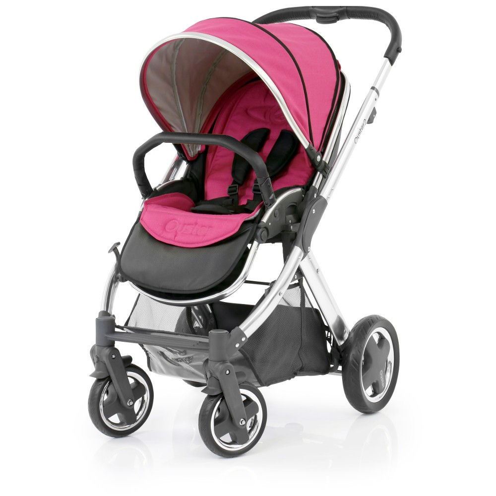 Babystyle Oyster 2 Pushchair Wow Pink - Pick your chassis