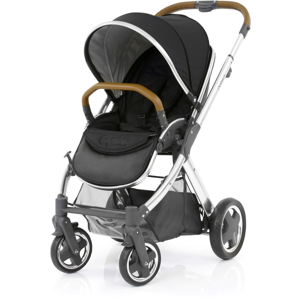 Babystyle Oyster 2 Pushchair Ink Black Pick your chassis