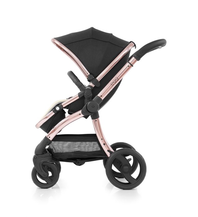Egg Diamond Rose Gold Pushchair Carrycot Seat Liner