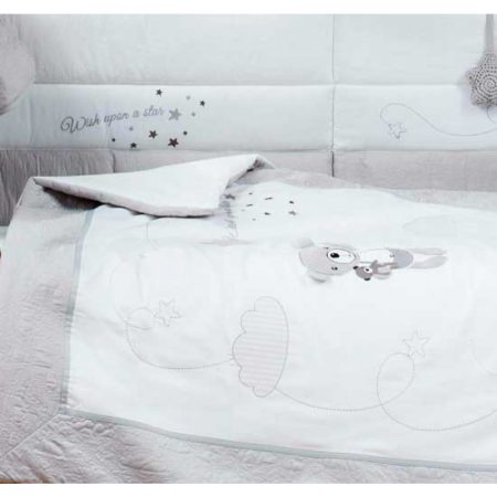 Wish Upon a Star Cot Bedding Quilt