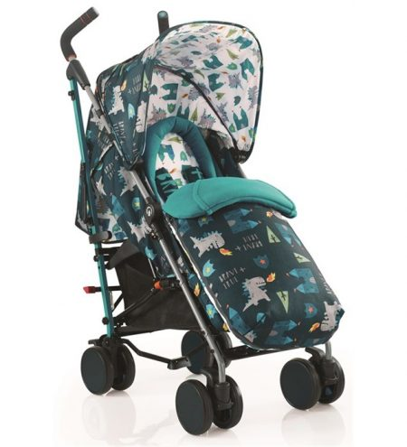 Cosatto Supa Dragon Kingdom Stroller