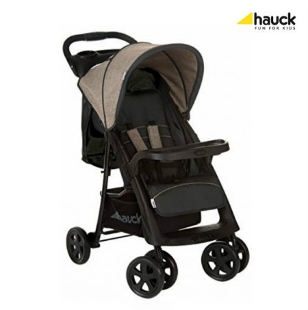 Hauck shopper Neo II Melange Beige from birth pushchair buggy
