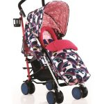 Cosatto Supa Magic Unicorns Stroller Buggy