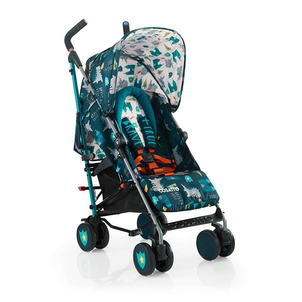 Cosatto Supa Stroller - Dragon Kingdom