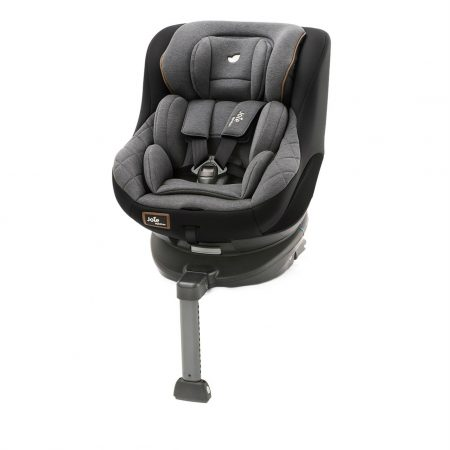 Joie 360 Spin baby child car seat to 4 years noir signature edition