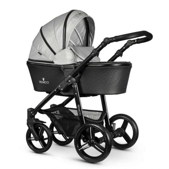 Venicci pushchair carry-cot-shadow-glitter-02