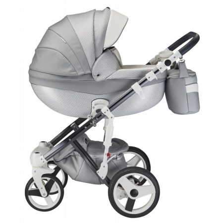 Mee-go Milano Silver Charm Travel System