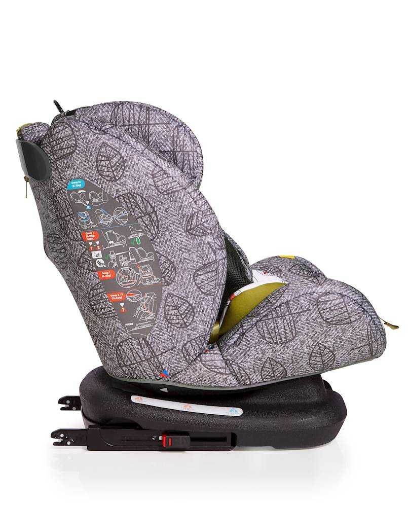 Cosatto All in All Car Seat – Group 0+/1/2/3 – Dawn Chorus
