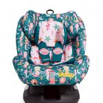 Cossato All in All Group 0+1 Mini Mermaid Car Seat
