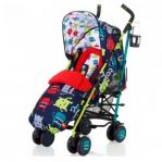 cosatto cuddle monster stroller from birth