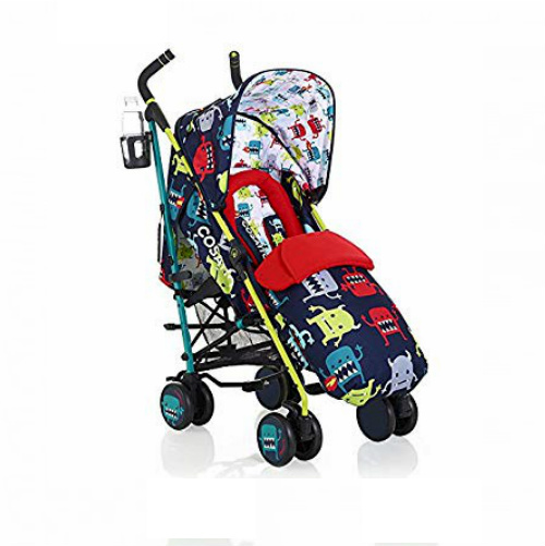 Cosatto Supa pushchair cuddle monster stroller from birth