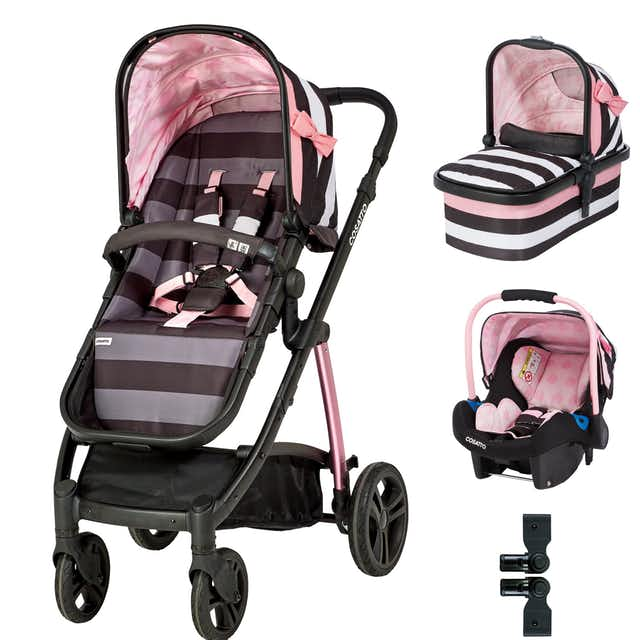 Cosatto Wow Travel System - Go Lightly3