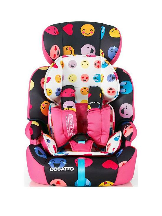 Cosatto Zoomi 123 lolz car seat from 9 months