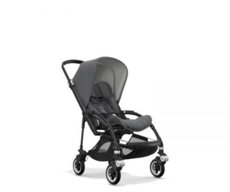 Bugaboo Bee 5 Complete -  Grey Melange Black Chassis