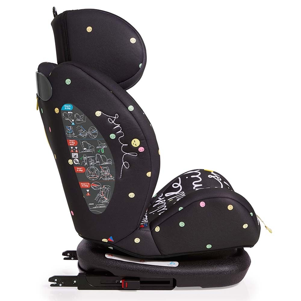 Cosatto All In All Isofix Non Isofix Car Seat Group 0