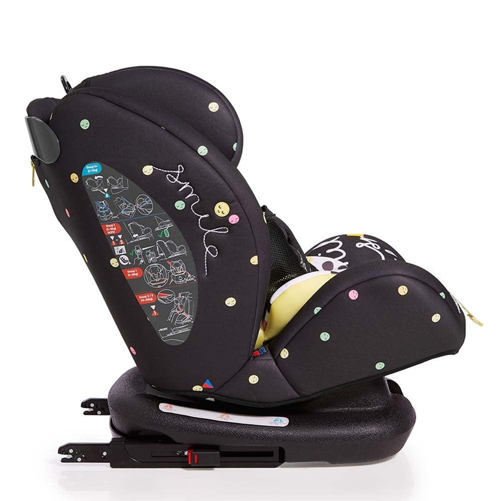Cosatto All in All Car Seat – Group 0+/1/2/3 – Smile