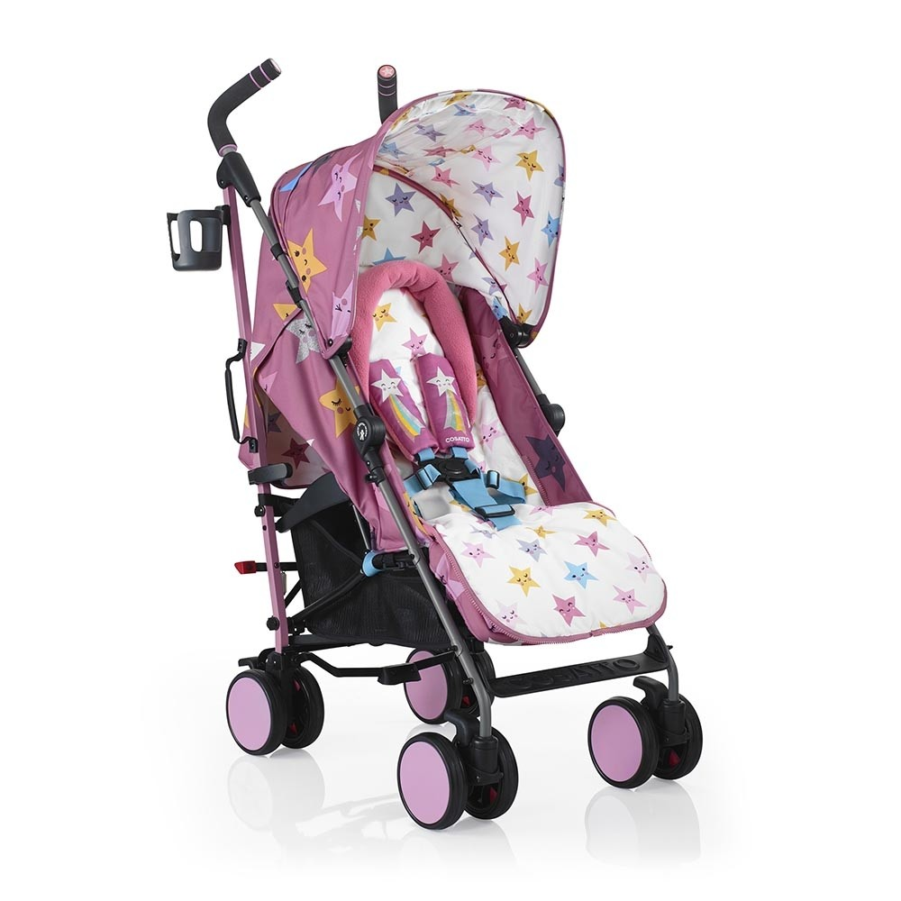 Cosatto Supa Pushchair - Happy Stars