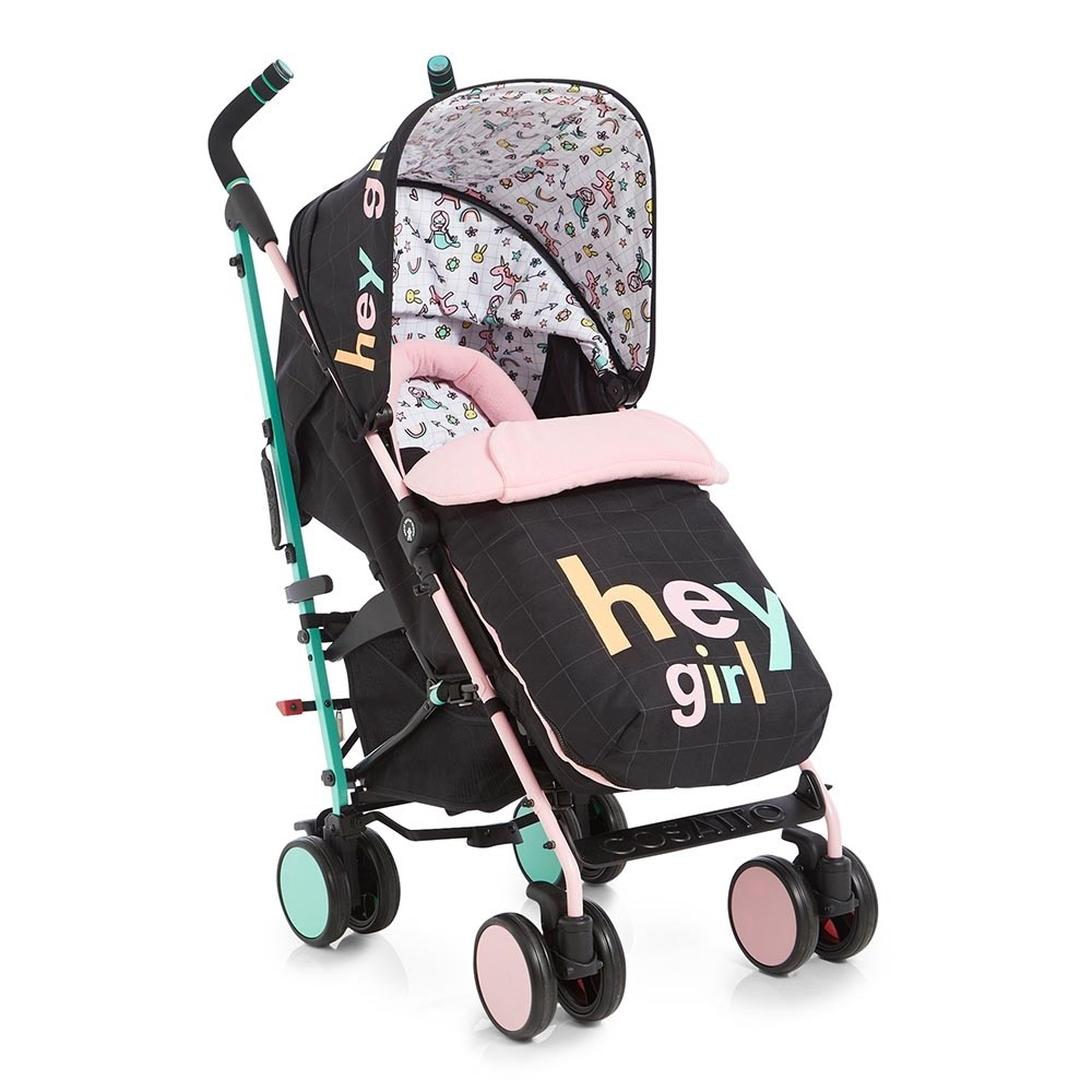 Cosatto Supa Pushchair - Hey Girl
