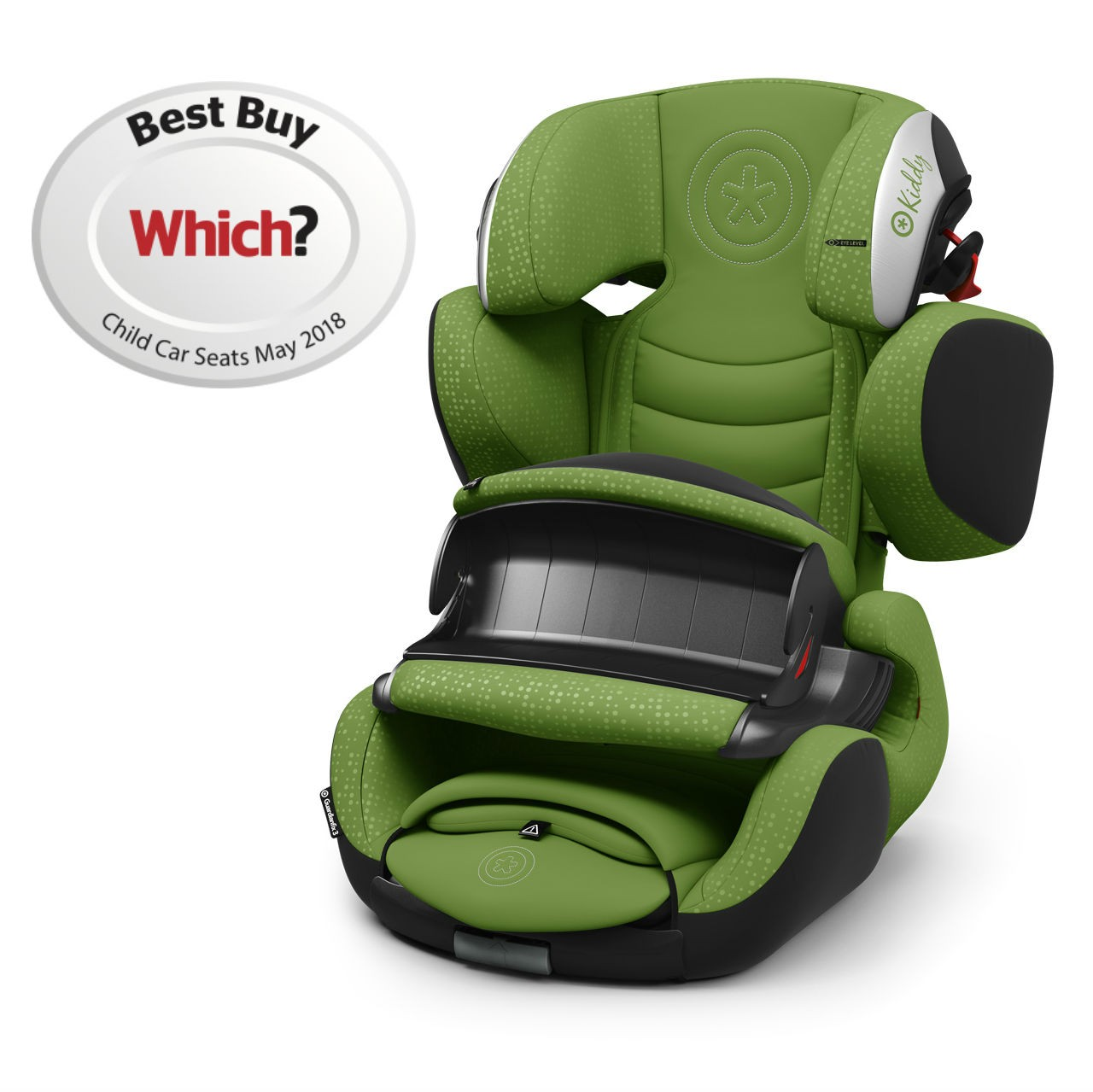 Guardianfix 3 Cactus Green Kiddy Car Seat