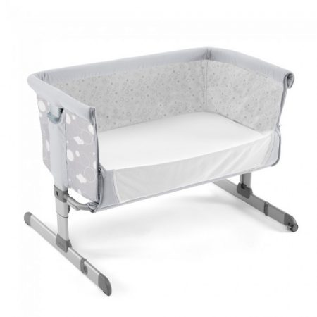 Chicco Next 2 Me Drop Side Bed Side Crib - Elegance