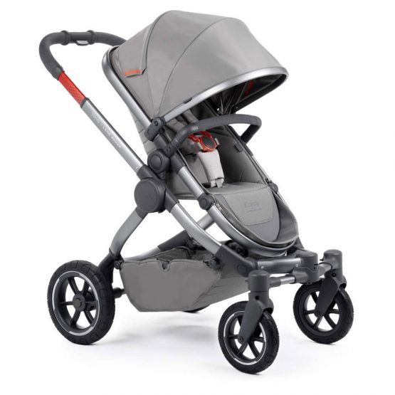 iCandy Jaguar Land Rover Special Edition Pushchair Front