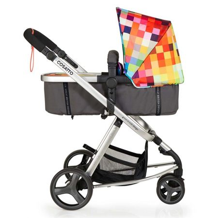 Cosatto Giggle Mix Pramette - Pixelate