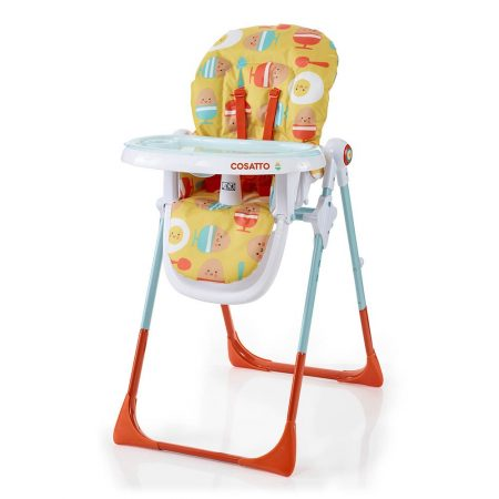 Cosatto Noodle Supa Highchair - Egg & Spoon